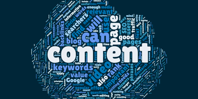 The Content Word Cloud Featured Image
